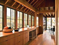 Profile: Turnbull Griffin Haesloop - Architects, Custom Homes, Interiors - residentialarchitect Magazine