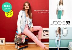 Joe's Jeans Spring Season