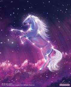 Bella Constellations   Starlights. (by Anita Soelve)
