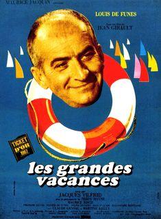 Les grandes vacances - Jean Girault