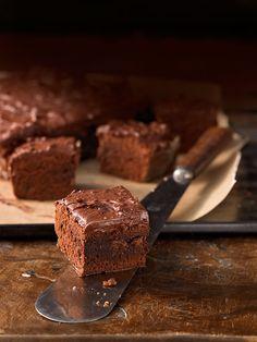 Cinnamon Brownies - Mit viel Schokolade und Zimt (Baking Bread Loaf)