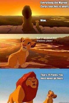 Who has been stationed in 29 Palms?  #usmc #MarineCorps humor funny
