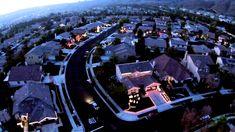 Crazy: Eine Nachbarschaft, eine Weihnachtsbeleuchtung