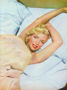 """Marilyn Monroe photographed by Bob Beerman. """