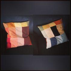 #pillow#kissen#verdammtenaht#naehen#patchwork