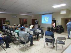 En días pasados se llevó a cabo una importante capacitación para productores, en la cual participó la alcaldesa Miriam Caballero Arras....