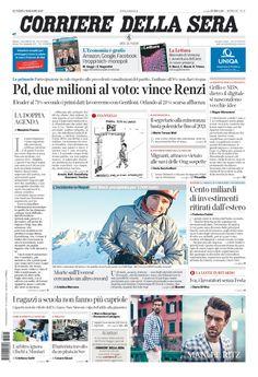 Corriere della Sera // 01/05/2017 //