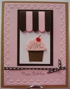 SU ice cream card by jmcardmaker - Cards and Paper Crafts at Splitcoaststampers