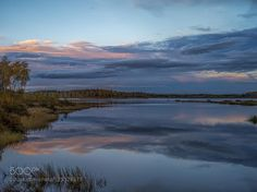 Purple Sunset by bodson15 #photo