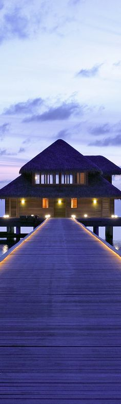 モルディブ フヴァフェンフシ スパ リゾート Huvafen Fushi Spa Resort, Maldives