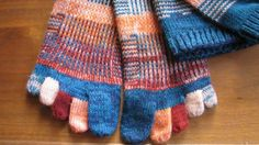 Turn those froze toes to coze toes . great pair of vintage cozy toe socks in women's medium Great orangey peachy and blue hues in a super soft acrylic\/wool blend. Toe Socks, This Little Piggy, Funny Socks, Crazy Socks, Acrylic Wool, Vintage 70s, Me Too Shoes, Wool Blend, Favorite Things