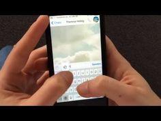 WhatsApp-Nachrichten in verschiedenen Textarten verschicken