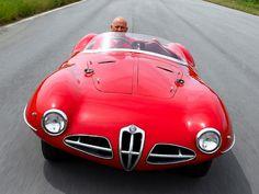 1952 Alfa Romeo C62 Disco Volante Touring Spider