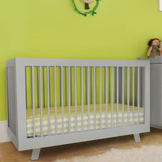 Baby Letto - Hudson Crib at West Coast Kids