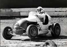 Midget cars on Thanksgiving.  Parnelli Jones at Ascot Park in Gardena, California. He won the Turkey Night Grand Prix at that track in 1964 and 1966. Jones will be at Perris Auto Speedway as Grand Marshal of the Turkey Night race, it will be the 50th anniversary of his 1964 win.