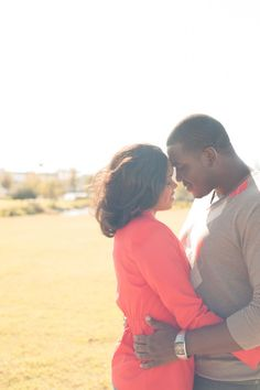 Real Engagements {Alabama}: Oriana and Donzell! - Blackbride.com