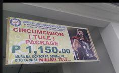 Would you be willing to get circumcised by Thor? One word : MJOLNIR. #LOL #onlyinthephilippines
