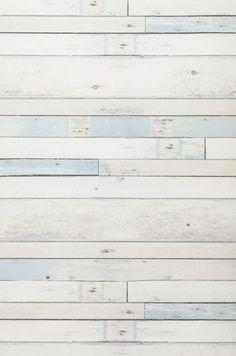 Shabby Planks   Papier peint des années 70