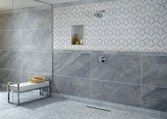 Bianco Carrara Diamond Marble Mosaic - 12in. x 12in. - 100105071 | Floor and Decor