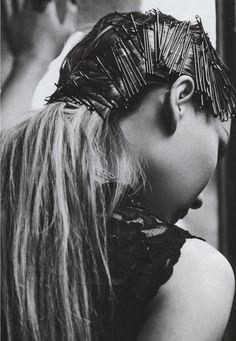 Billion Dollar Girl photographed by Jang-Hyun Hong for Vogue Korea, July 2013