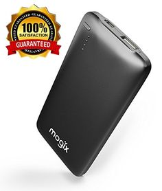 Portable Charger 5000mAh - Thin External Chargers W/Batte...…