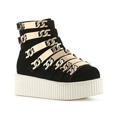 N.Y.L.A Barbelle Wedge Sneaker these are the ugliest shoes ever Ugly Shoes af88819c0
