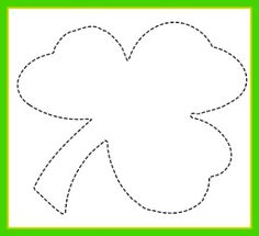 Trace And Color Shamrock and St Patrick Day Song
