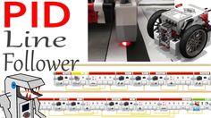 PID Line Follower for EV3 - The Ultimate Line Follower!