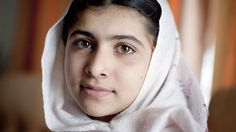 Malala Yousufzai, 12, is seen at her home in the Swat Valley, March 26, 2009, in Peshawar, Pakistan. She was shot by the Taliban for speaking out against efforts to ban education of girls.