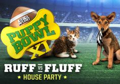 FREE Puppy Bowl Ruff vs. Fluff House Party http://sendmesamples.com/free-puppy-bowl-ruff-vs-fluff-house-party/