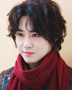 Kpop Exo, Suho Exo, Korean Actresses, Korean Actors, Instyle Magazine, Cosmopolitan Magazine, The Man Who Laughs, Kim Joon Myeon, Blind Girl
