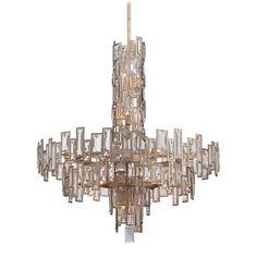 Bel Mondo Chandelier | Metropolitan Lighting at Lightology