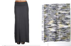 maxi skirt pattern - Google Search