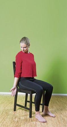 Cviky na uvoľnenie krčnej chrbtice pomôžu aj pri bolesti hlavy Elderly Activities, Nordic Interior, Organic Beauty, Workout Challenge, Back Pain, Pilates, Healthy Life, Health Fitness, Relax