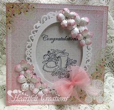 Heartfelt Creations | Congratulations