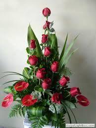 arreglos florales sencillos - Pesquisa Google