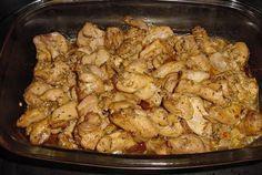 Fűszeres csirkefalatkák a sütőből – az ínyencek kedvence lesz, királyi étel!