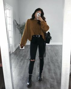 Outfit by . … Outfit by . …,Style Outfit by . … 🌹🌹🌹 Outfit by Rubilove . jacket outfit ideas with camo pants fashion outfits outfits Winter Fashion Outfits, Fall Winter Outfits, Look Fashion, Autumn Fashion, Summer Outfits, Dress Summer, Womens Fashion, Classy Fashion, Party Fashion