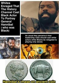 History haters always want to whitewash history, erase history, or retell from a racist perspective. Meanwhile the history channel covers Boudicca, but forgets Black Queen Zenobia. His-story not your history Black History People, Black History Facts, Black History Month, Black People, We Are The World, In This World, Black Actors, African Diaspora, History Channel
