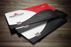 Corporate Business Card by alauddinsarker on Creative Market