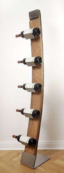 Wine racks: Special wine racks and barrel doves from WeinRieg … – Wine Venues Barrel Projects, Wood Projects, Canto Bar, Wine Glass Rack, Wine Racks, Barris, Wine Stand, Wine Barrel Furniture, Wine Cabinets
