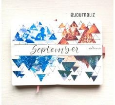 If you've been looking around for inspiration on your monthly bullet journal layout, you've came to the right place. Here are ideas for your bujo! Monthly Bullet Journal Layout, Bullet Journal Spread, Christmas Birthday, Christmas Holidays, Watermelon Drawing, Welcome September, My Themes, Pen Sets, Bullet Journal Inspiration