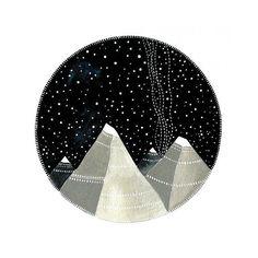 Dream of the Stars 4  Original Contemporary di theblackbirdsings, £75.00
