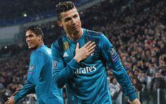 تحميل خلفيات 4k, رونالدو, 2018, نجوم كرة القدم, CR7, كرة القدم, ريال مدريد, كريستيانو رونالدو, الدوري الاسباني, كريستيانو رونالدو دوس سانتوس أفييرو, لاعبي كرة القدم