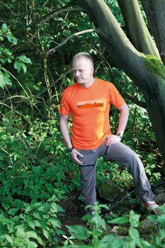 Atmungsaktive Outdoorshirts für Männer
