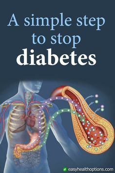 A simole step to stop diabetes #DiabetesCureBloodSugar