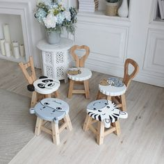 Diy Furniture Table, Diy Furniture Plans, Furniture Storage, Plywood Furniture, Modern Furniture, Furniture Design, Wooden Projects, Wood Crafts, Baby Chair