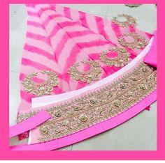 Lehanga Zardosi Embroidery, Hand Work Embroidery, Hand Embroidery Designs, Beaded Embroidery, Embroidery Dress, Pakistani Wedding Outfits, Indian Outfits, Pakistani Dresses, Fashion Vocabulary