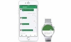 Android Wear ha llegado de manera oficial a la App Store, así que ya es compatible usar algunos de los wereables de Google con el iPhone.