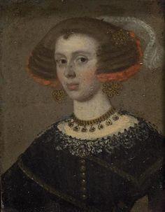 Maria Anna Archduchess of Austria Queen of spain